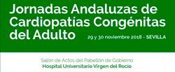 jornadas andaluzar cardiopatias congenitas adulto 2018