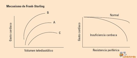 Mecanismo de Frank-Starling