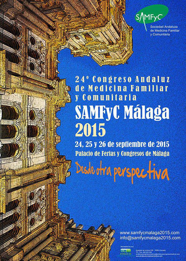 Congreso Andaluz Medicina Familia y Comunitaria 24-26 sept.2015