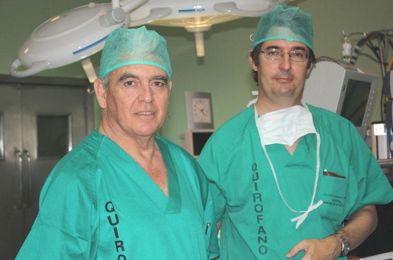 Cirujanos-cardiacos-Miguel-Such-Carlos-Porras-