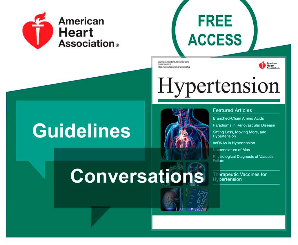 guias hipertension 2020